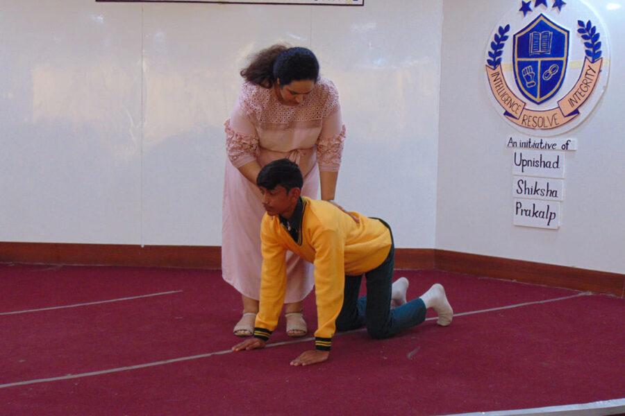 Workshop on Body Posture