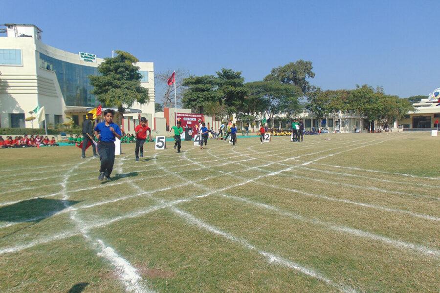 Annual Sports Meet – Sr. Wing