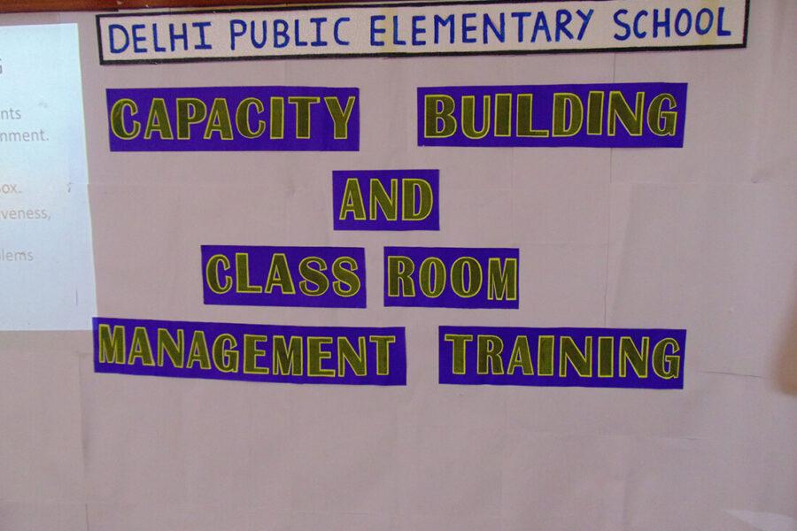 Classroom Management Training