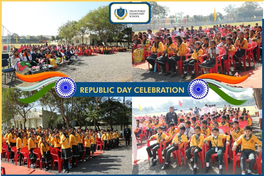 Republic Day – Junior Wing