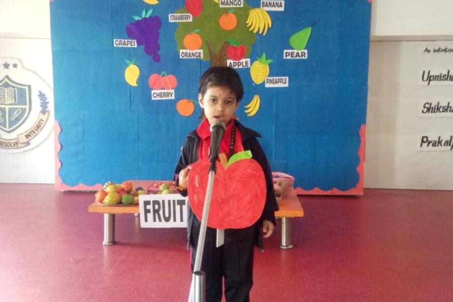 Fruit Day Celebration