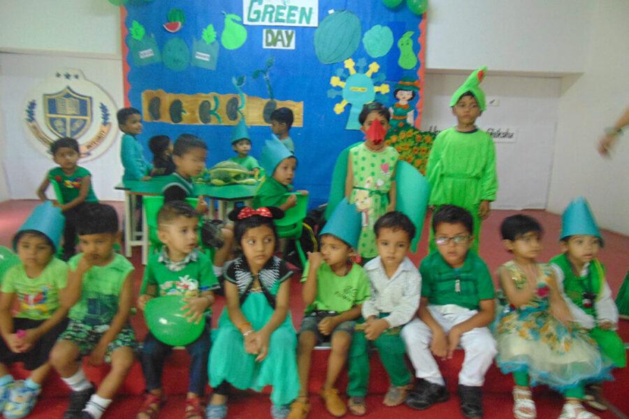 Green Day Celebration