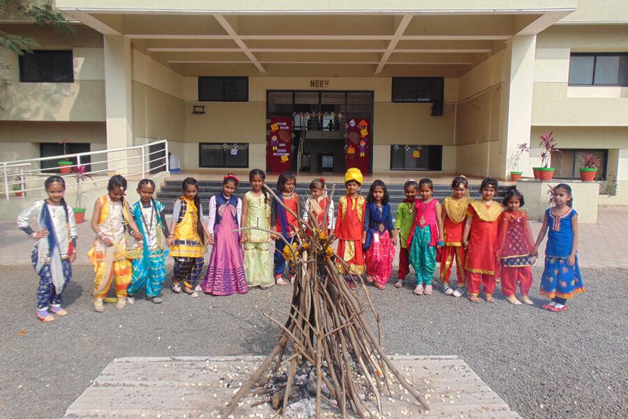 Lohri and Makar Sankranti Celebration