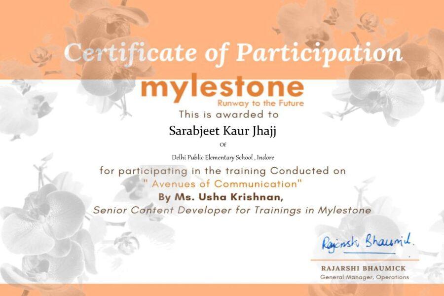 Ms. Sarabjeet Kaur